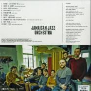Back View : Jamaican Jazz Orchestra - RAIN WALK (180G LP) - Zephyrus Records / ZEPLP046