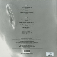 Back View : Airwave - CLASSICAL REWORKS (WHITE TRANSPARENT VINYL) - BONZAI CLASSICS / BCV2019006