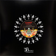 Back View : Alex Ranerro - TRIANGULAR (INCL. POLITICS OF DANCING REMIX) - Bondage Music / BOND12053