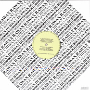 Back View : Amir Alexander - BLESSED ARE THE MEEK (INCL. PATRICE SCOTT & JAVONNTTE RMXS) - Chiwax / Chiwax033