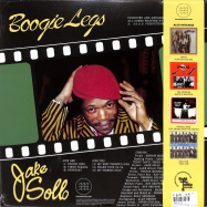 Back View : Jake Sollo - BOOGIE LEGS (180G LP) - Tidal Waves Music / TWM048LP / 00140436