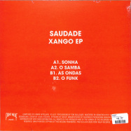 Back View : Saudade - XANGO - Pont Neuf Records / PN013