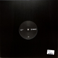 Back View : Diego Krause - TURN EP - Forax / Forax01