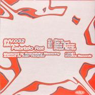 Back View : Fabrizio Rat - MOVE (REGAL RMX) - Involve Records / inv032
