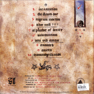 Back View : DJ Mugs The Black Goat - DIES OCCIDENDUM (LP) - Sacred Bones / SBR268LP / 00144284