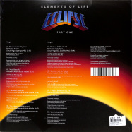 Back View : Elements Of Life - ECLIPSE (PART ONE) (2LP) - Vega Records  / VR206