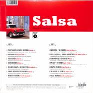 Back View : Various Artists - SALSA (180G LP) - Wagram / 05206711