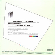 Back View : Michael Mayer - BRAINWAVE TECHNOLOGY - Kompakt / Kompakt 444