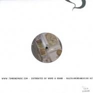 Back View : Stumpf - ... AM APPARAT - Tom Bone Music / tvm06