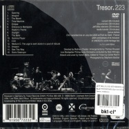 Back View : Jeff Mills Live With Montellier Philharmonic Orchestra - BLUE POTENTIALS (Spezial CD & DVD) - Tresor223bonus
