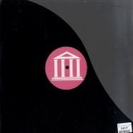 Back View : P.A.L. - JE SUIS FOU DE JOIE -  JUSSI PEKKA REMIX - Palace Recodings / palace006
