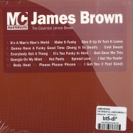 Back View : James Brown - THE ESSENTIAL JAMES BROWN (CD) - Mastercuts / MCUTACD17