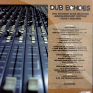Back View : Various Artists - DUB ECHOES (3LP) - Soul Jazz Records / SJRLP201
