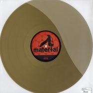 Back View : Mihalis Safras - RUBBER EP (COLOURED VINYL, INCL HUGO RMX) - Material Series / Material016