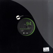 Back View : Mihalis Safras - BERLINER EP - Trapez LTD 094