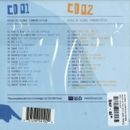 Back View : Global Communication - BACK IN THE BOX (2CD, MIXED) - NRK / bitbcd05