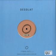 Back View : youANDme Feat. Black Soda - TAKE AWAY (INCL LOCO DICE & PABLO BOLIVAR RMXS) - Desolat / Desolat044