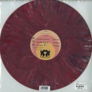 Back View : Nick Sole - PRIVAT COLLECTION ONE (MARBLED 180G LP) - Nick Sole Trax / NSTLP001