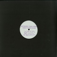 Back View : Christopher Joseph - OUTSIDE THE LINES (VINYL ONLY) - Flexxseal / FLEXXSEAL005