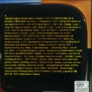 Back View : Urban Dance Squad - LIFE N PERSPECTIVES OF A GENUINE CROSSOVER (LTD CLEAR 180G LP) - Music On Vinyl / movlp1706