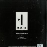 Back View : Arnaud Le Texier - LATINUM EP (ELECTRIC RESCUE REMIX) - Inertie / INRSTIMULATE002