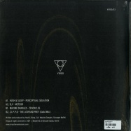 Back View : V/A (Hush & Sleep, SLV, Maxime Dangles, Z.I.P.P.O) - KALEIDOSCOPE 01 - VIRGO / VIRGO03