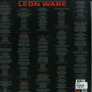 Back View : Leon Ware - LEON WARE - Be With Records / bewith001lp