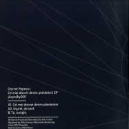 Back View : Discret Popescu - CEL MAI DISCRET DINTRE PAMANTENI EP (VINYL ONLY / 180GR) - Playedby / Playedby001