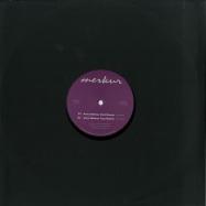 Back View : Mandala Trax - MERKUR 07 EP - Merkur / MER07
