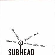 Back View : Subhead - HAD IT HARD (2X12) - Subhead / SUBHEAD021