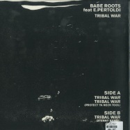 Back View : Babe Roots - TRIBAL WAR / SWEET (LP) - Linear Movement / LM005