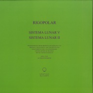 Back View : Rigopolar - SISTEMA LUNAR - Oraculo Records / OR45