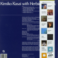 Back View : Kimiko Kasai With Herbie Hancock - BUTTERFLY (LP) - Be With Records / BEWITH028LP