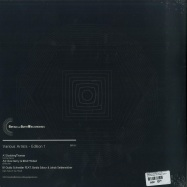 Back View : Various Artists - Bread and Butter EDITION 1 - Bread and Butter Recordings / BBR01