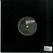 Back View : Wheelman - SIGNAL (10 INCH) - DBA Dubs / Dub0010