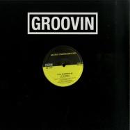 Back View : Glenn Underground - C.V.O. ELEMENTS EP - Groovin / GR1239