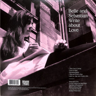 Back View : Belle And Sebastian - WRITE ABOUT LOVE (LP + MP3) - Rough Trade / RTRADLP-480 / 05993791