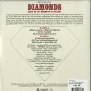 Back View : Roy Budd - DIAMONDS O.S.T. (2X7 INCH) - Dynamite Cuts / DYNAM7040/41