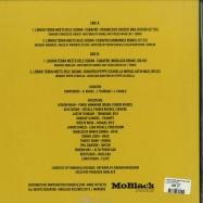 Back View : Lokkhi Terra Meets Dele Sosimi - CUBAFRO REMIXES - MoBlack Records / MBRV005