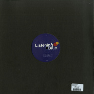 Back View : Various Artists - TECHNO 202% - Listening Blue / LB008