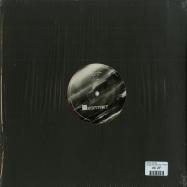 Back View : Metric System - STUDIO 440 ( RED WHITE MARBLED VINYL) - Kontakt Records / KNT-8