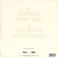 Back View : Philipp Poisel - FREUNDE EP (10 INCH) - Groenland / 10GRON187