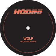 Back View : Hodini - THE UNTITLED EP - Wolf Music / WOLFEP053
