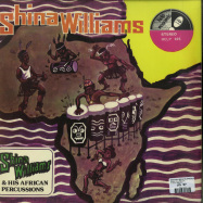 Back View : Shina Williams & His African Percussions - SHINA WILLIAMS (LP) - Mr Bongo / MRBLP201