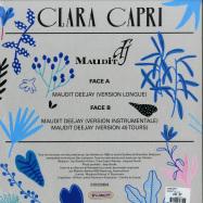 Back View : Clara Capri - MAUDIT DJ - Discomatin / Discomat006