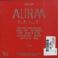 Back View : Ellen Allien - AURAA (CD) - BPitch Control / BPX009CD