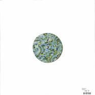 Back View : Sputnik One - KEROSENE - First Second Label / FSL010