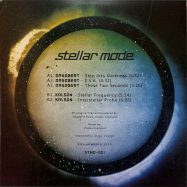 Back View : Dagobert, Kalson - STELLAR MODE - Stellar Mode / STMO001
