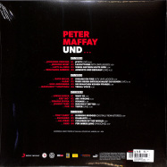 Back View : Peter Maffay - PETER MAFFAY UND... (2LP) - Red Rooster / 19439806361