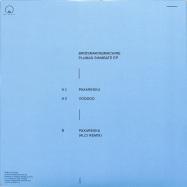 Back View : Birdsmakingmachine - Plumas Shimbate EP (ALCI RMX) - Melodeum / MLDM03